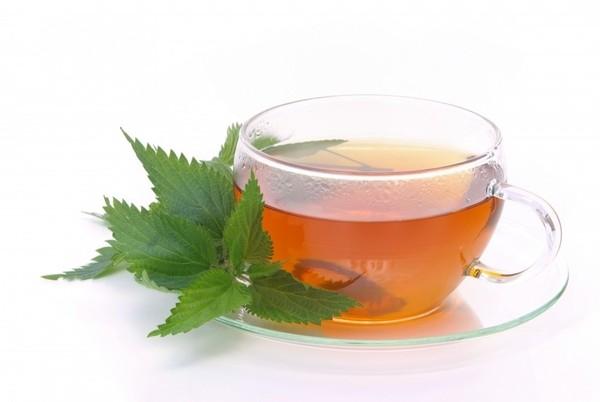Чай травяной для похудения - крапивный чай