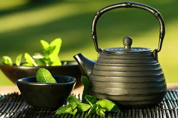 Чай травяной для похудения - зеленый чай