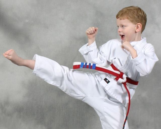 Как перевоспитать избалованного ребенка - выбрать спорт