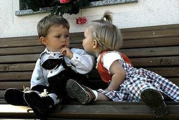 Как перевоспитать избалованного ребенка - обеспечить общение