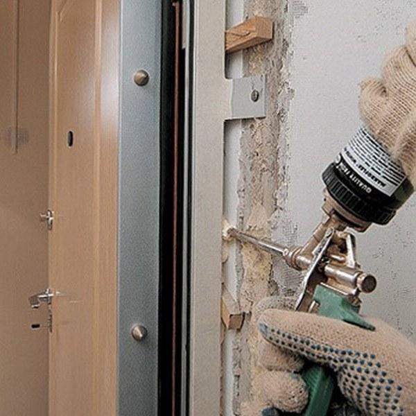 Правила установки входной двери в 2017 году