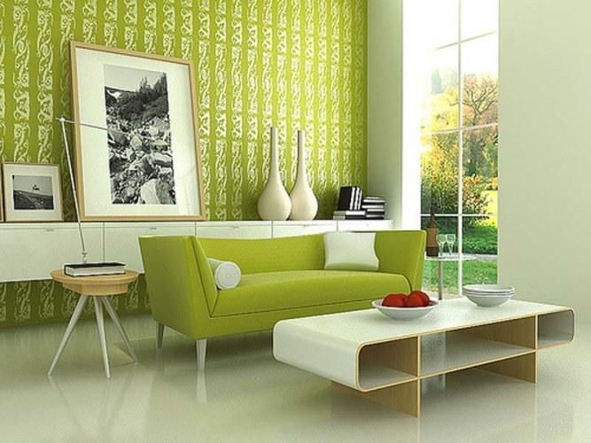 Выбор декоративного материала для стен
