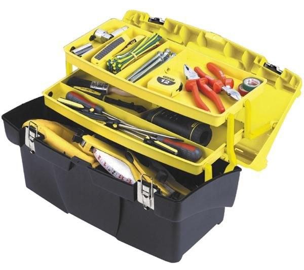 Выбор ящика для инструментов: на что обратить внимание?