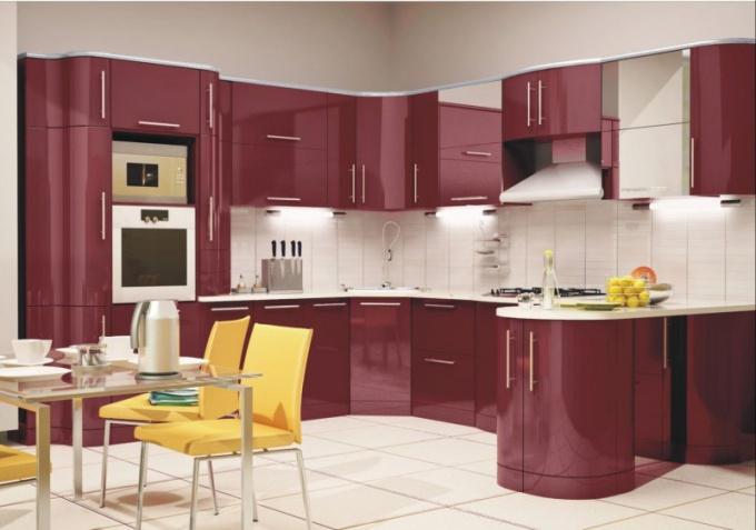 Дизайнерские решения для оформления кухни