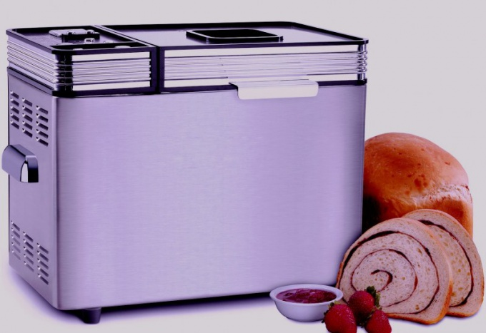 What can you cook in the bread maker