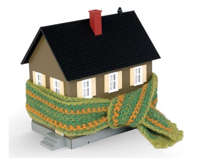 Материалы для теплоизоляции дома