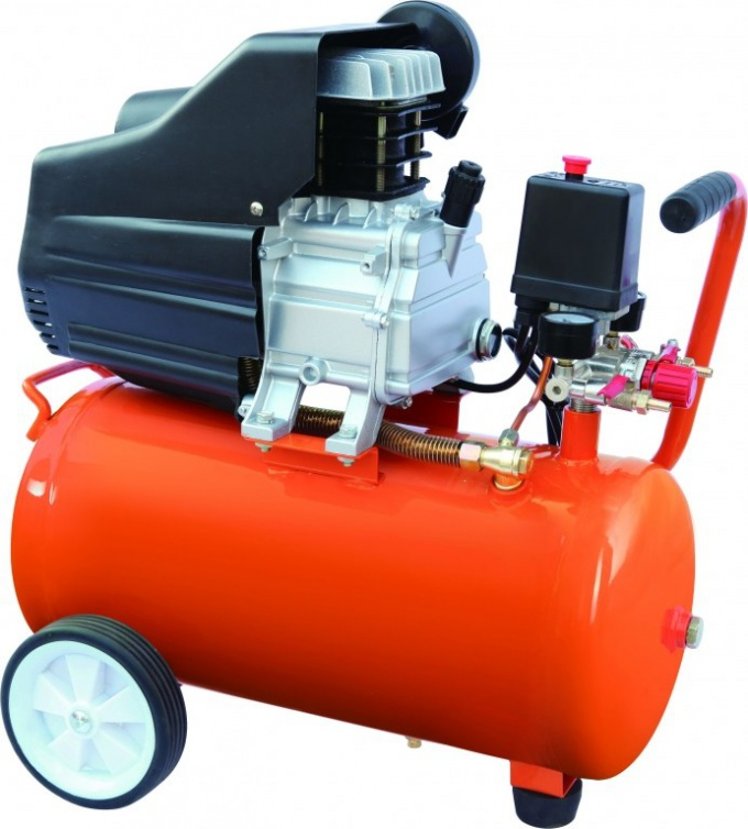 The types and specifications of air compressors