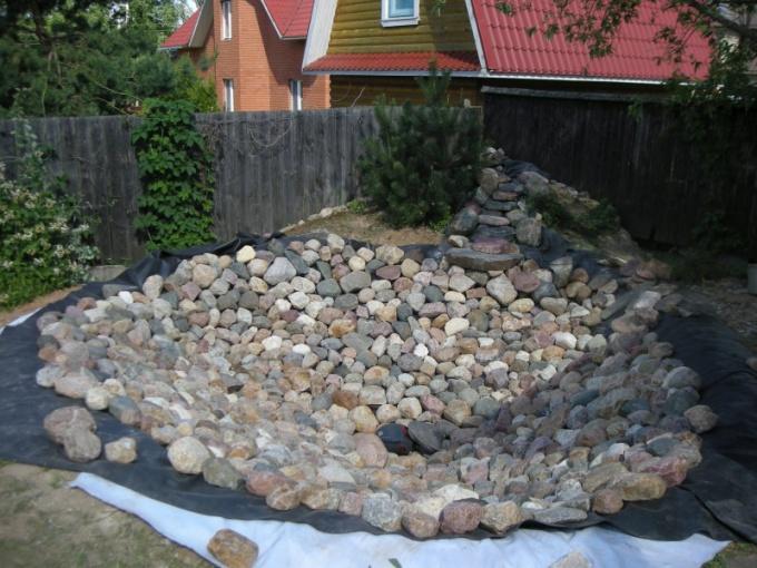 Геотекстиль в строительстве и ремонте