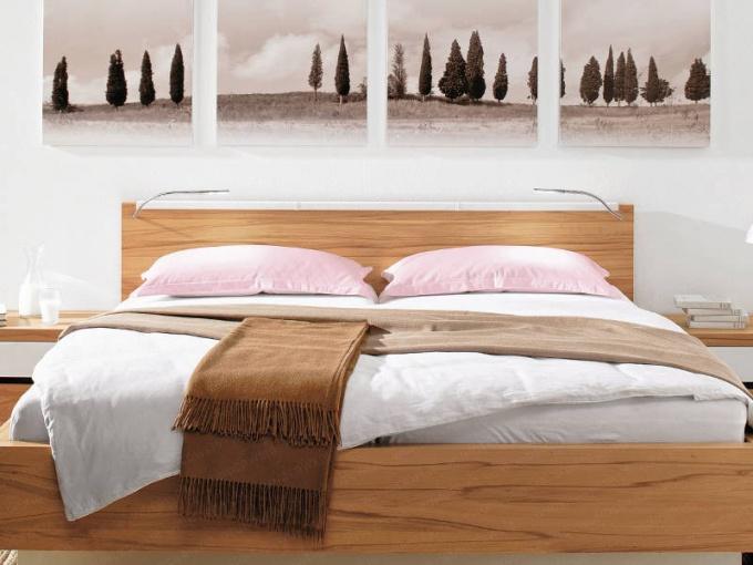 Современная спальня - какая она?