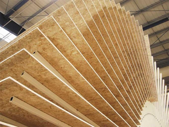 Виды древесноволокнистых плит
