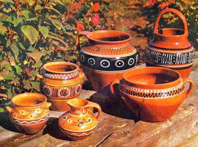 Свойства керамической посуды