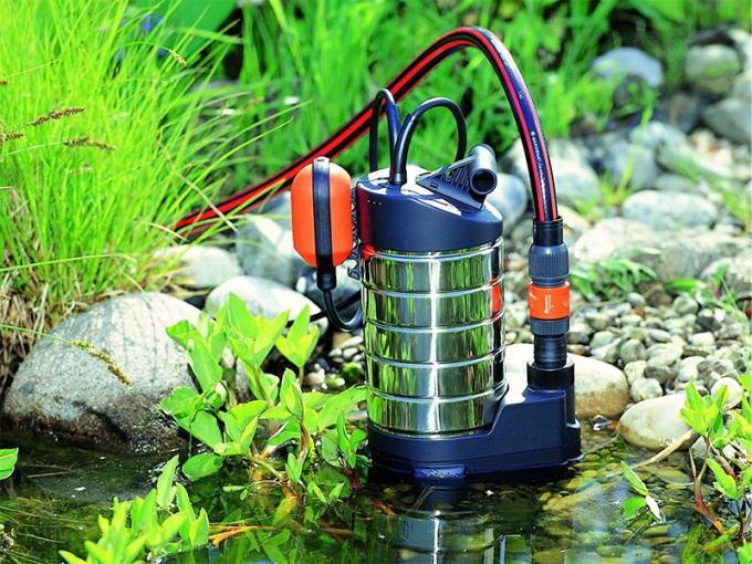 Выбор модели насоса воды для колодца