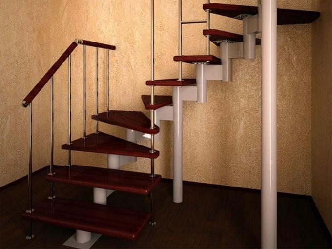 Модульные сборные лестницы: плюсы и минусы