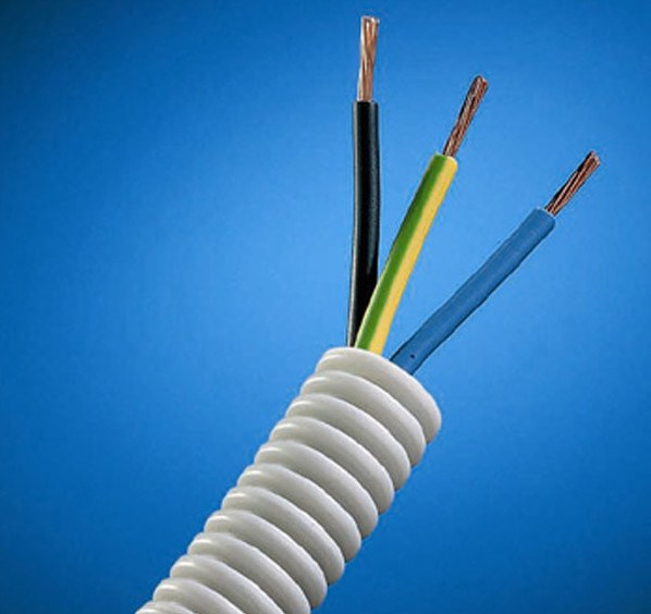 The role of corrugations in the wiring or can I do without it?