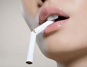 Табак не женское дело