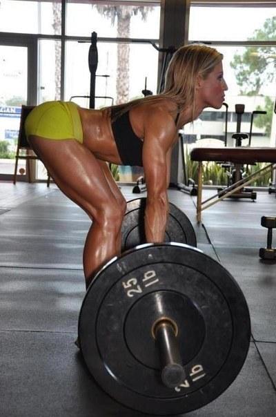 Система тренировок для женщин