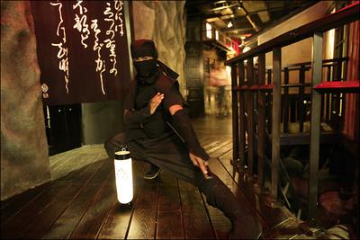 """Ресторан """"Ninja, Нью-Йорк"""", США"""
