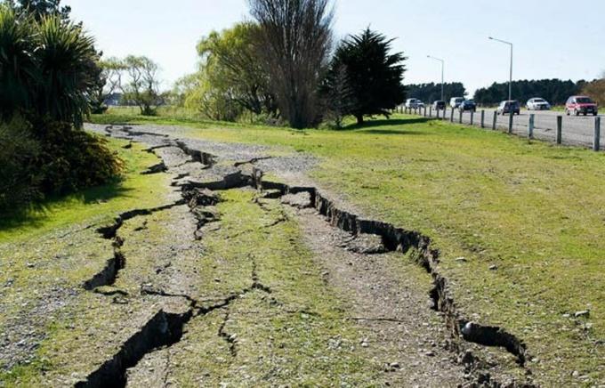 Как возникают землетрясения