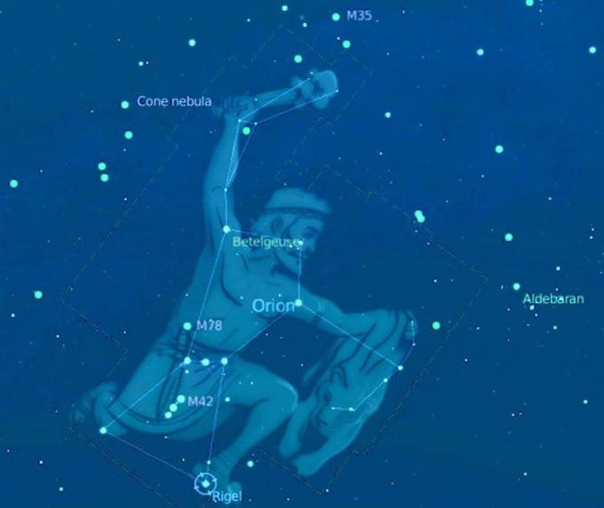 Древние греки и римляне видели в созвездиях героев мифов