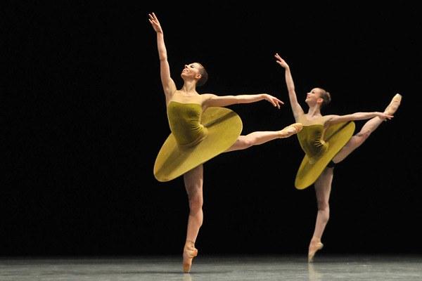 Как танцуют балерины