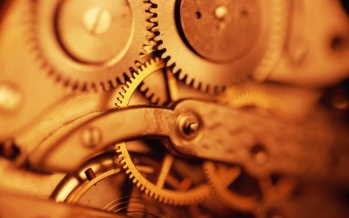 Как работают часы