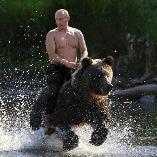Как стать Путиным в 2018 году