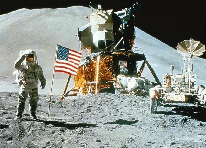 Полет на Луну: как это было