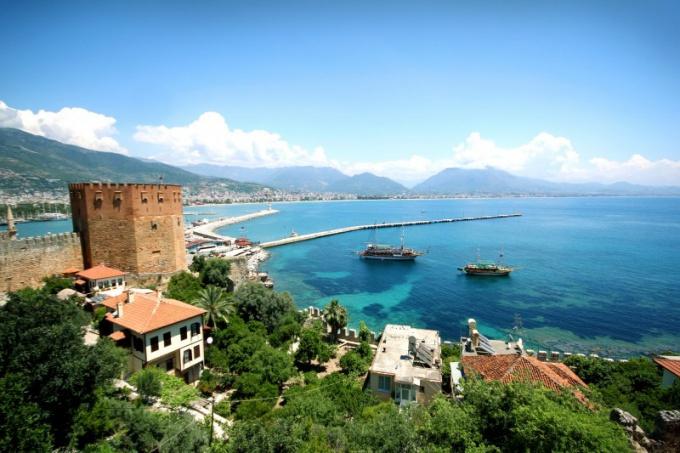 Как лучше отдохнуть в Турции