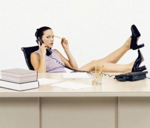 Женщина как руководитель