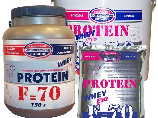 How to take proteins