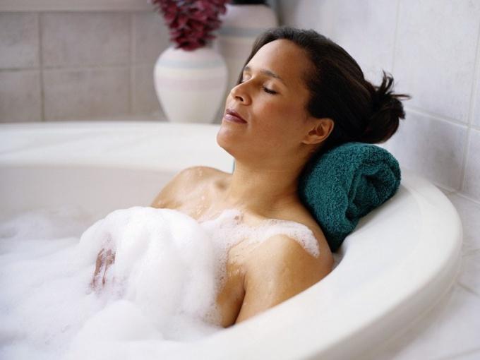 Как правильно принимать ванну в 2017 году