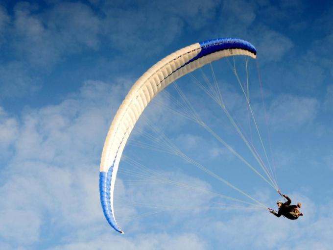 Как применять парашют