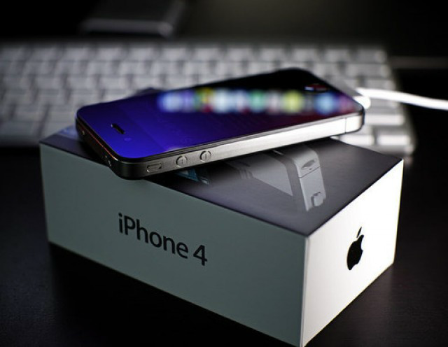 How to update iPhone 4