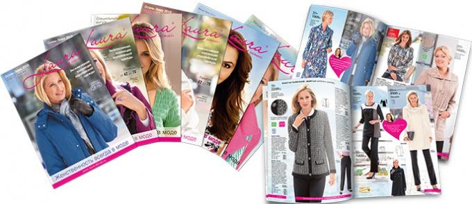 Как заказать каталог Laura Donati бесплатно