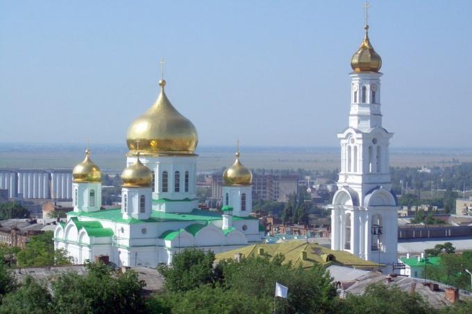 What is interesting in Rostov-na-Donu