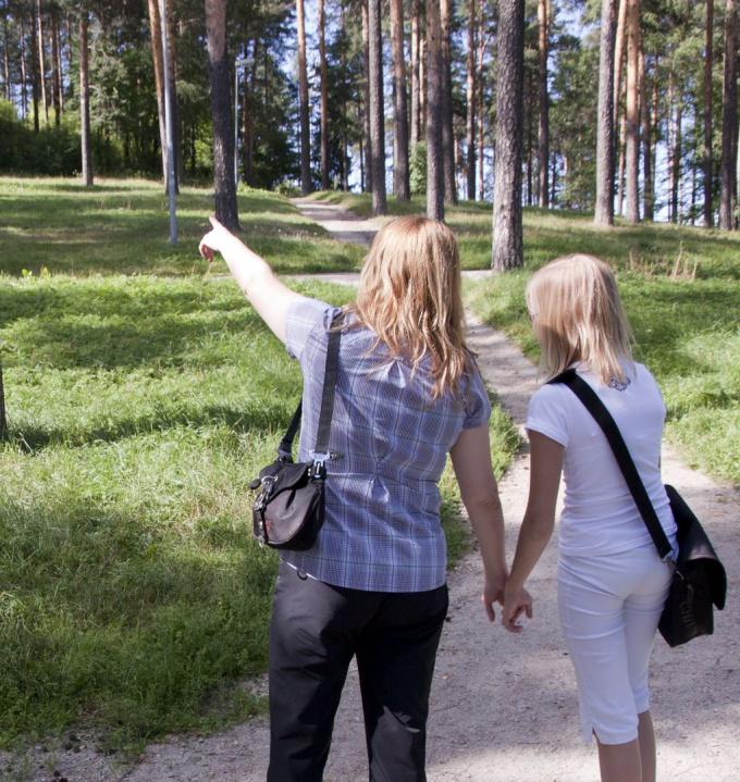 Родители и дети — друзья на всю жизнь — Родители выбирают с кем дружить детям