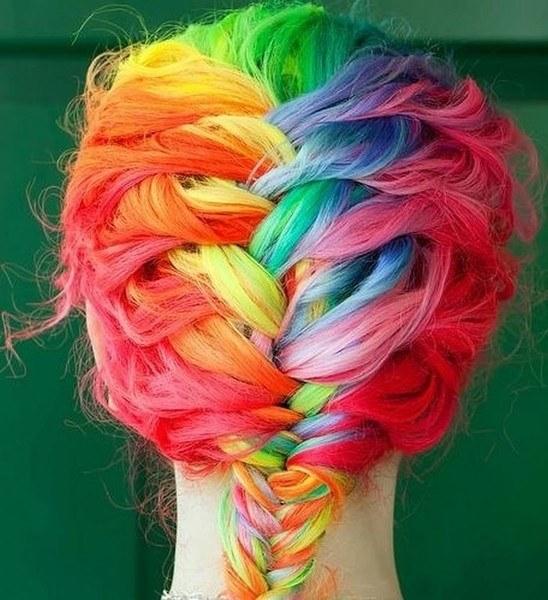 Как смыть краску для волос