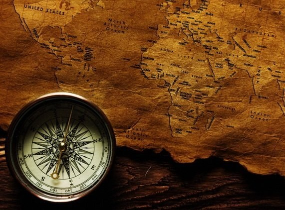 How to determine where North and where South without a compass
