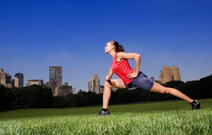 Накачайте ноги при помощи ежедневных упражнений