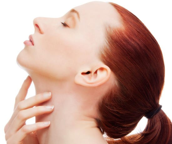 How to remove the chin with exercises