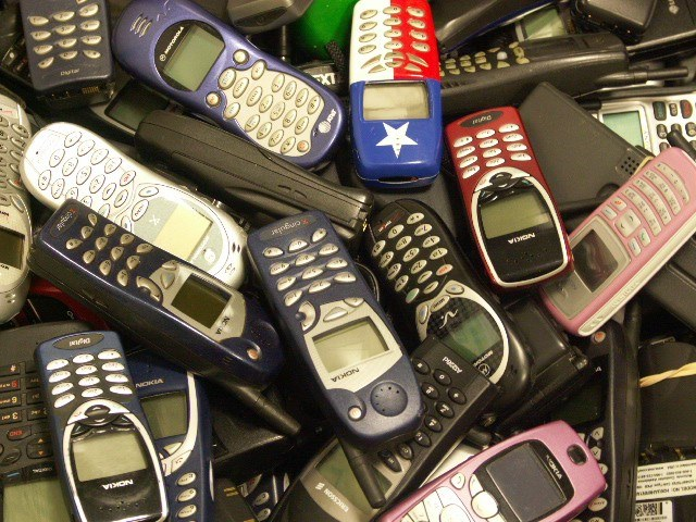 Where to recycle cell phone