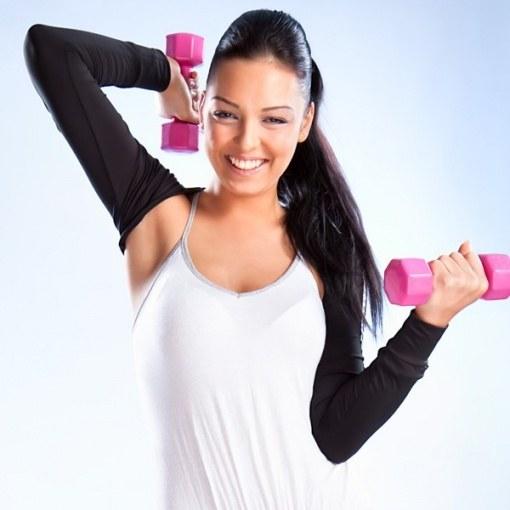 Как можно накачать мышцы на руках