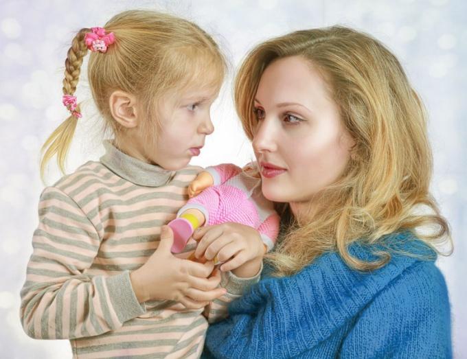 Как стать для ребенка другом