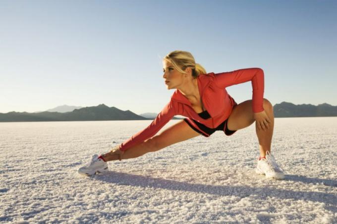 Как разогреть мышцы