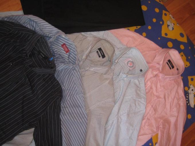 Люди, нуждающиеся в одежде, будут рады даже ненужным вещам.