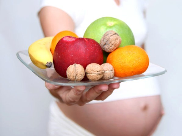 How to eat pregnant not to gain weight