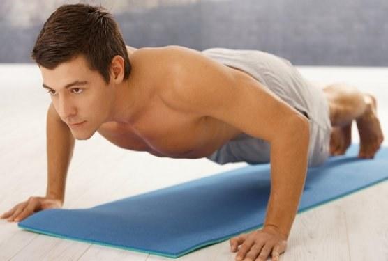 Как накачать мышцы грудной клетки в домашних условиях