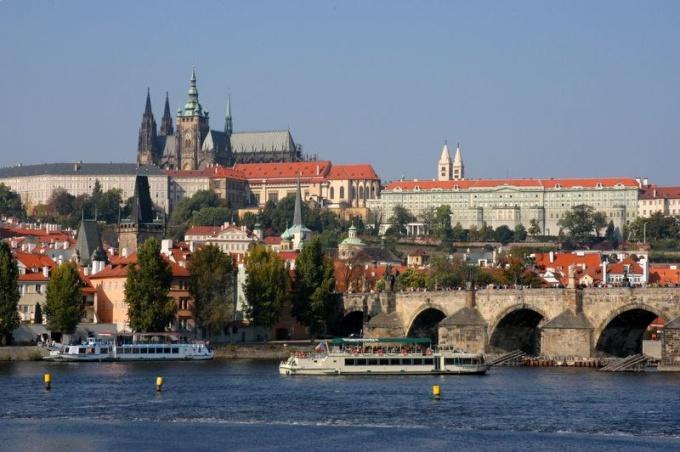 Прага - отличный старт для новых путешествий