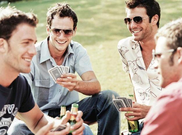 Друзья приносят в жизнь радость
