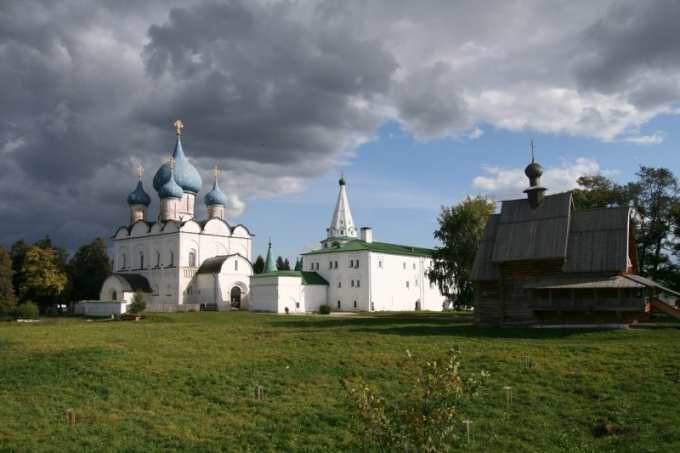 Where to go with kids in Vladimir